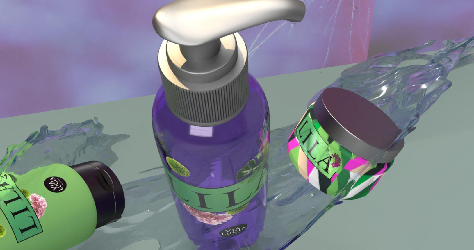 Kosmetika 3D